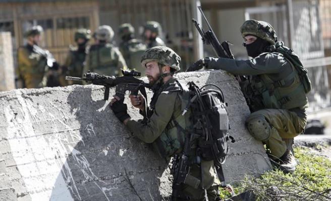 Ağır yaralı Filistinli şehit oldu