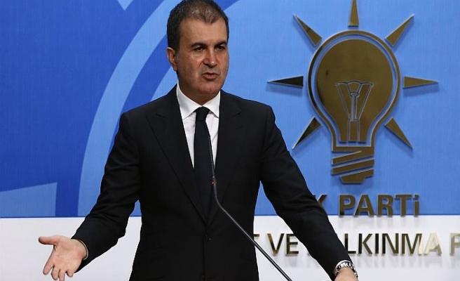 AK Parti Sözcüsü Çelik'ten sarı yelekliler yorumu