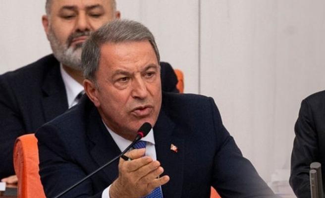 Akar'dan CHP'li Özel hakkında suç duyurusu