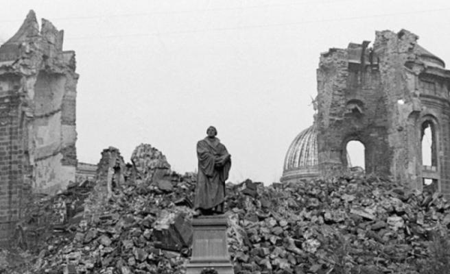 Almanya'da 2. Dünya Savaşı'ndan kalma bomba bulundu