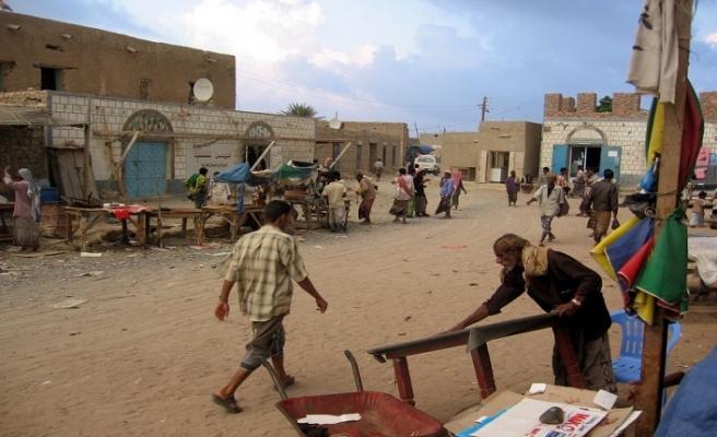 BAE Nahyan Vakfı'ndan Sokotra halkına yardım: Mutfak tüpü