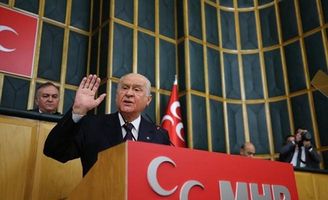 Bahçeli: Ankara ile Şam arasında diyalog kurulması taraftarı değilim