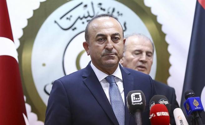 Bakan Çavuşoğlu Libya'ya gidecek