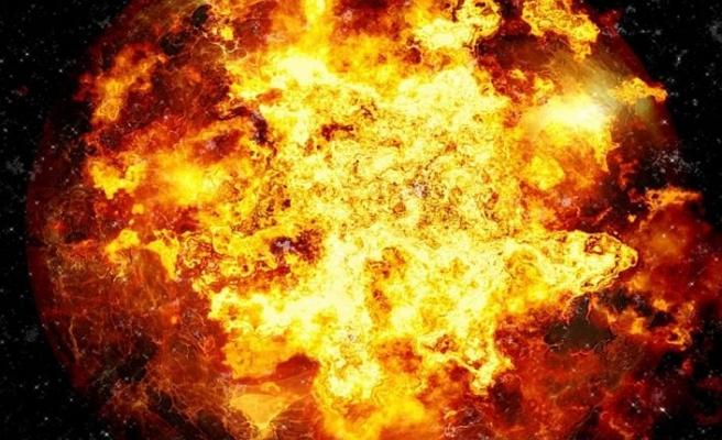 Benzincide yangın ve patlama: 2 ölü