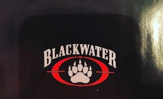 Blackwater'dan tehdit gibi reklam