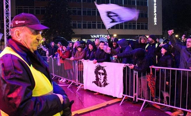Bosna Hersek'teki yılbaşı kutlamalarına 'protesto' engeli