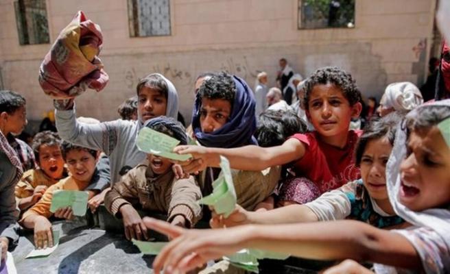 Çatışmalar Yemenlileri göçe zorluyor
