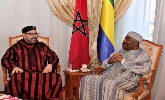 Gabon Cumhurbaşkanı 40 gün sonra ortaya çıktı