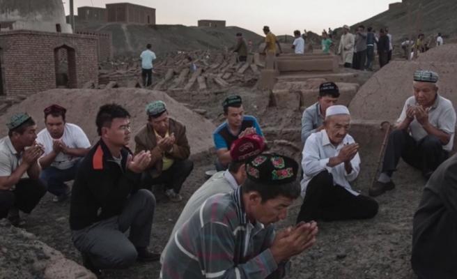 Doğu Türkistan kıyameti yaşıyor