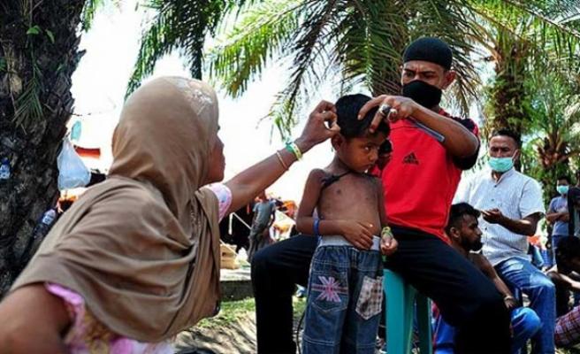 Endonezya'da 20 Arakanlı Müslüman kurtarıldı
