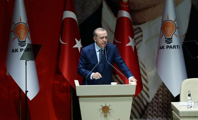 Erdoğan AK Parti'nin son adaylarını açıkladı