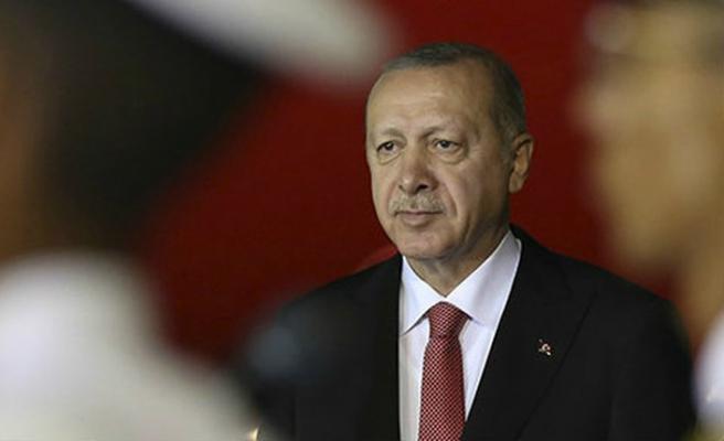 Erdoğan: İstanbul adayı için sabırlı olun