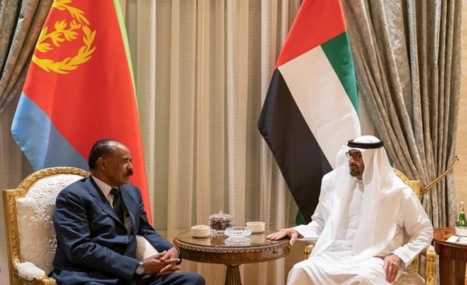 Eritre Devlet Başkanı BAE'de