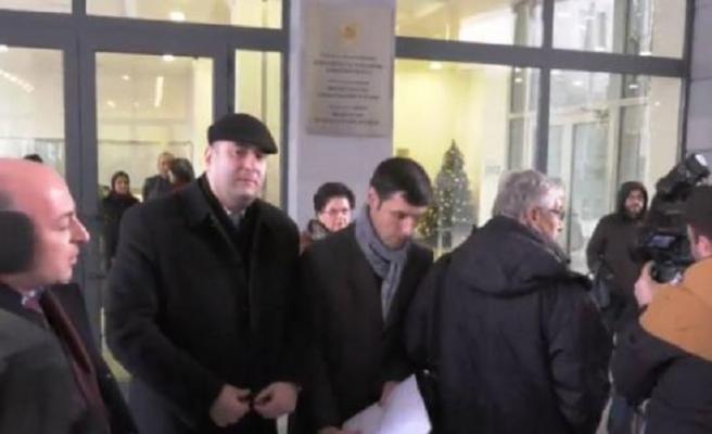 Ermenistan'daki Suriyeli göçmenler isyan etti