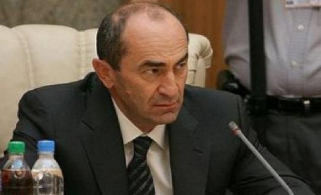 Eski Ermenistan Cumhurbaşkanı tutuklandı