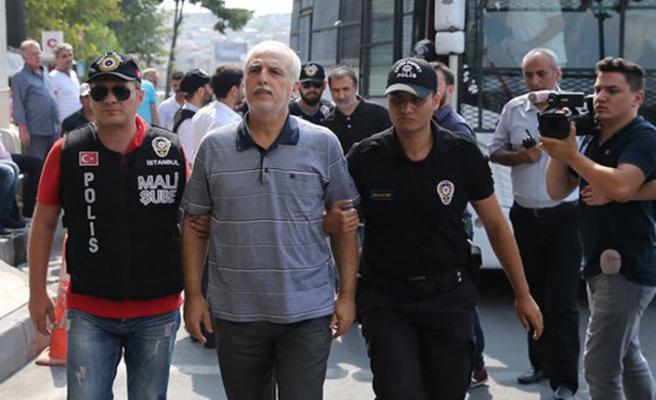 Eski İstanbul Valisi Hüseyin Avni Mutlu tahliye oldu