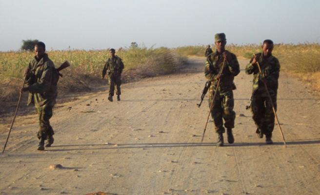 Etiyopya askerlerini sınırdan çekmeye başladı