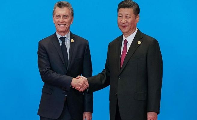 G20 sonrası Çin'den Arjantin açılımı