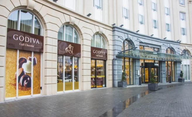 Godiva cafe Avrupa'dan sonra Amerika ve Asya pazarına giriyor