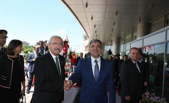 Gül'den Kılıçdaroğlu açıklaması