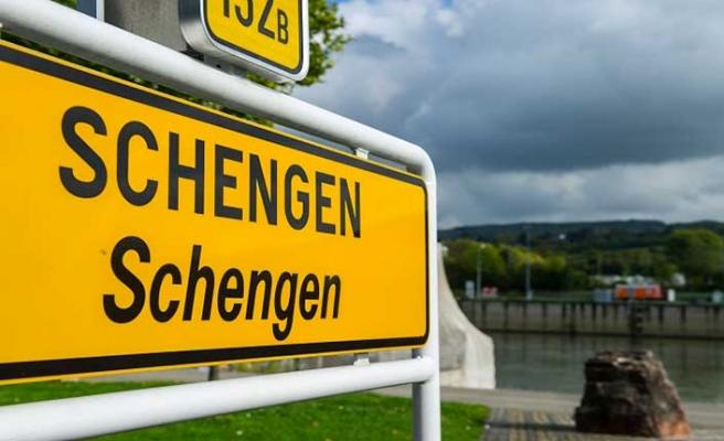 Güncellenmiş Schengen yürürlükte