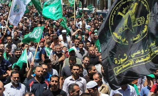 Hamas kurulalı 31 yıl oldu