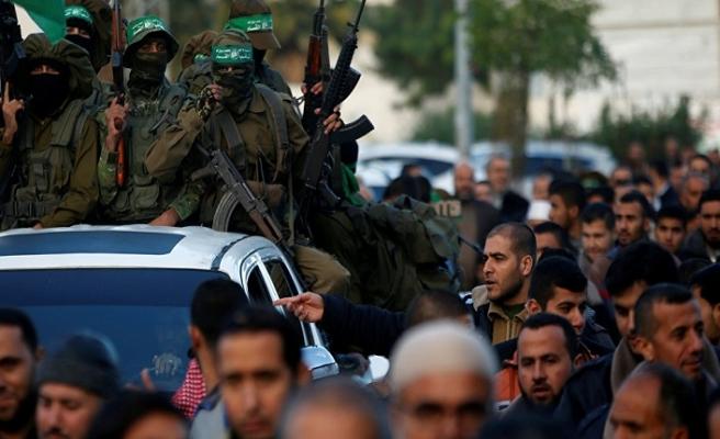 Hamas'tan Mahmud Abbas'a tepki
