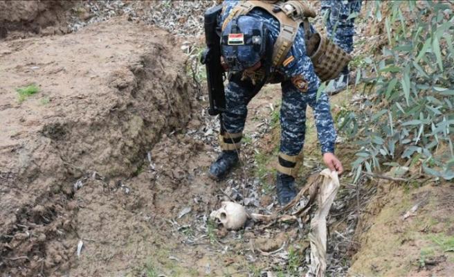 Havice'de 7 toplu mezar bulundu