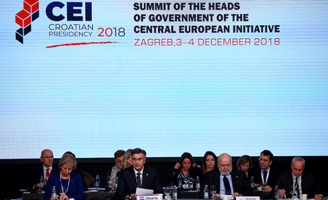 Hırvatistan'da CEI Zirvesi