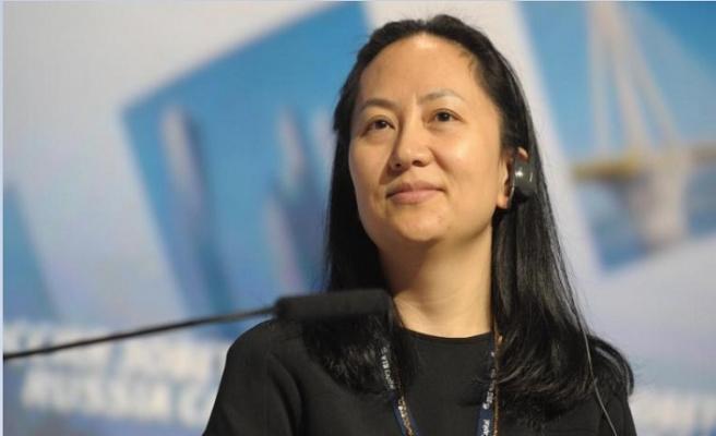 Huawei'nin sahibinin kızı