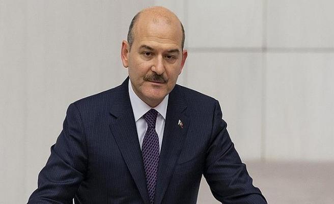 İçişleri Bakanı Soylu'dan çarpıcı açıklamalar