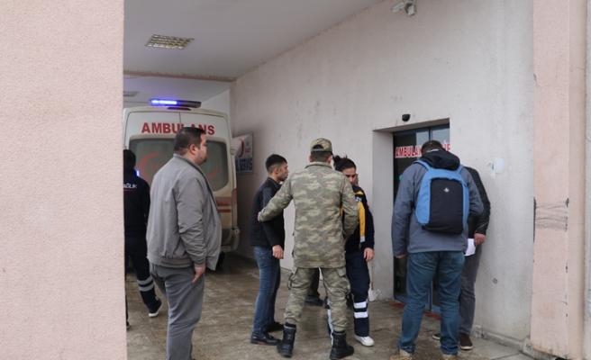 Iğdır'da 1 şehit, 5 asker yaralı
