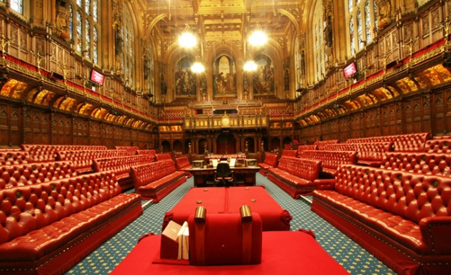 İngiliz parlamentosunda