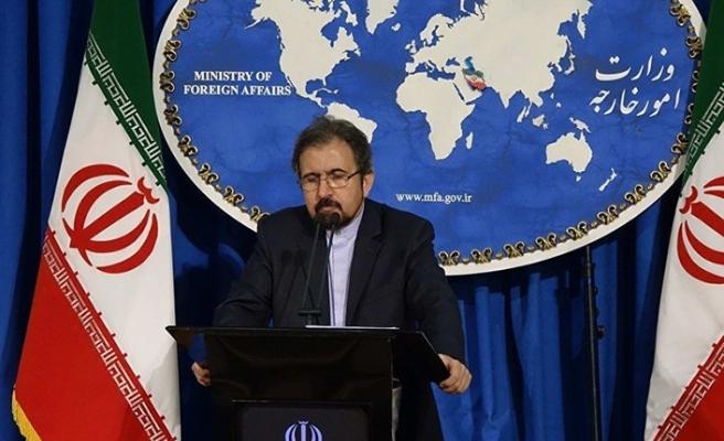 İran'dan diplomatlarını