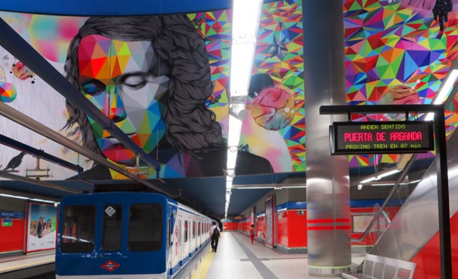 İspanyollara 10 gün metro işkencesi