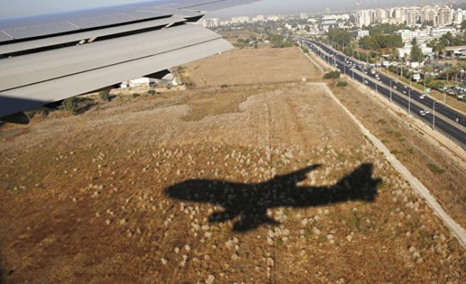 İsrail bazı bölgelerdeki hava sahasını kapattı