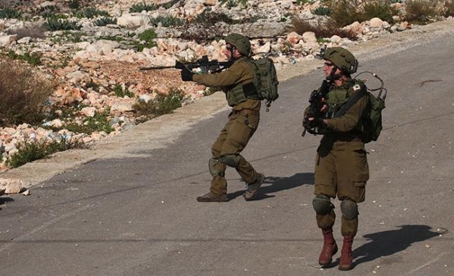 İsrail köylülere saldırdı