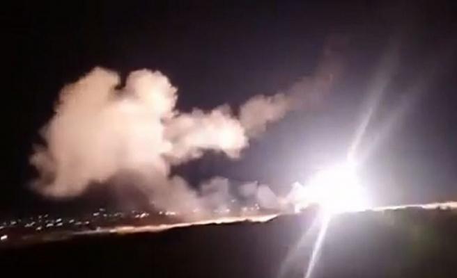 Lübnan: İsrail savaş uçakları hava sahamızı ihlal etti 84