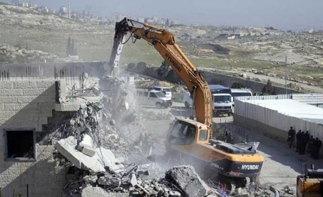 İsrail'in 2018 yıkım bilançosu