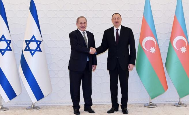 İsrail'in Güney Kafkasya Stratejisi