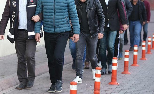 İstanbul'da FETÖ operasyonu, çok sayıda şüpheli gözaltında