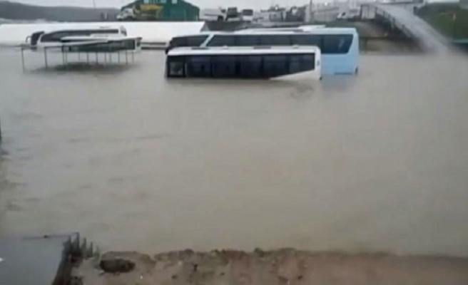 İstanbul Havalimanı'ndan su baskını açıklaması
