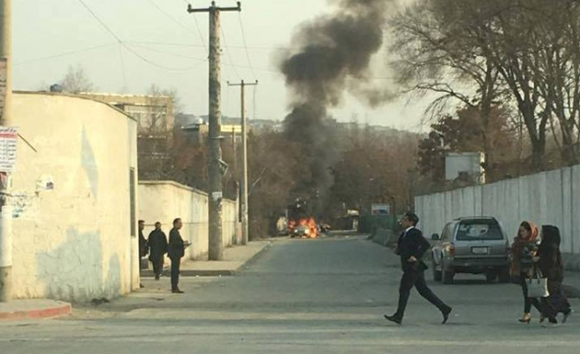 Kabil'de terör saldırısı, 5 ölü