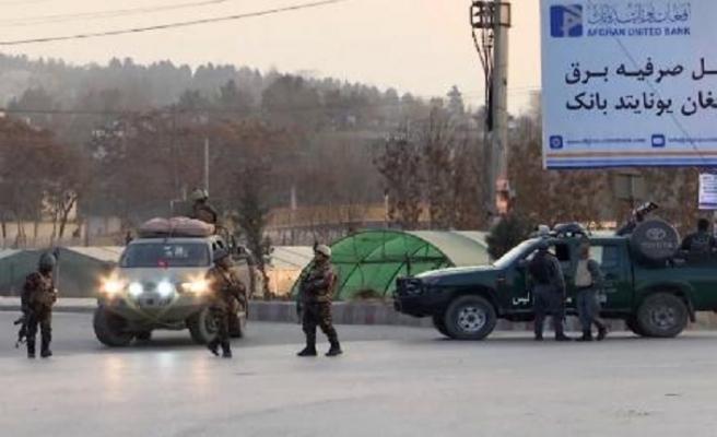Kabil'deki saldırıda ölü sayısı 43'e yükseldi