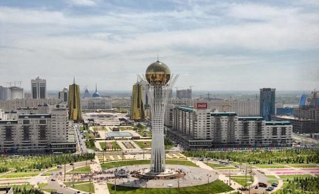 Kazakistan'da Türkoloji okuma salonu açıldı