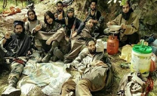 Keşmir'de Zakir Musa grubunun 6 üyesi öldürüldü
