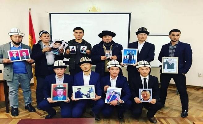 Kırgızlar Çin'de kaybolan akrabaları için komite kurdu