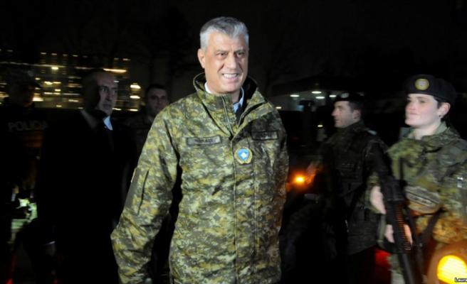 Kosova Ordusu yasası imzalandı