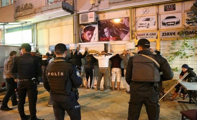Kuzey Afrikalı göçmenler Edirne'de yakalandı
