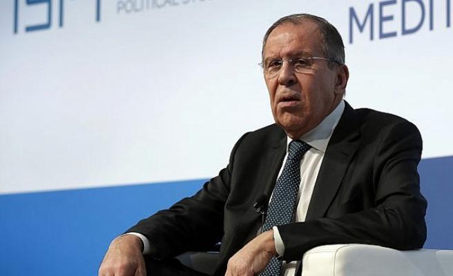 Lavrov: İsrail-Filistin konusunda birlikte çalışmalıyız